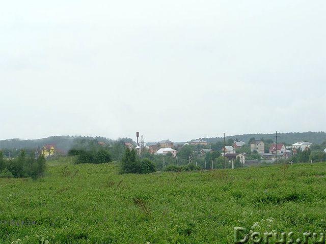Участок 11 сот. в д. Еганово 20 км от МКАД за 1400000 р - Земельные участки - Участок 20 км до МКАД..., фото 4